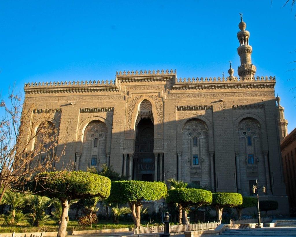 القاهرة مدينة الألف مئذنة