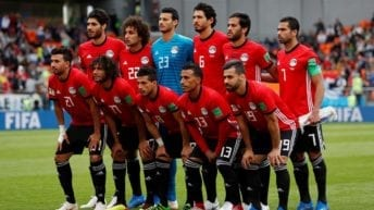 مباراة مصر والنيجر