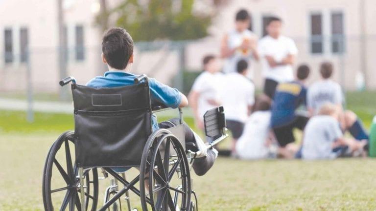 قانون ذوي الإعاقة