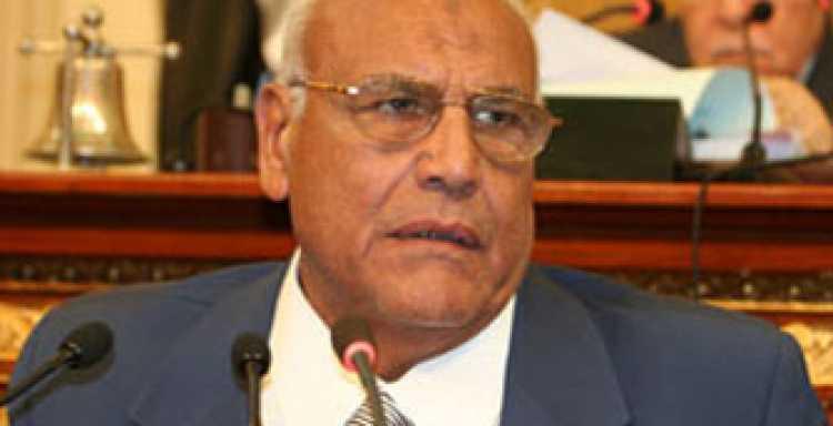 وفاة ممدوح مرعي وزير العدل الأسبق