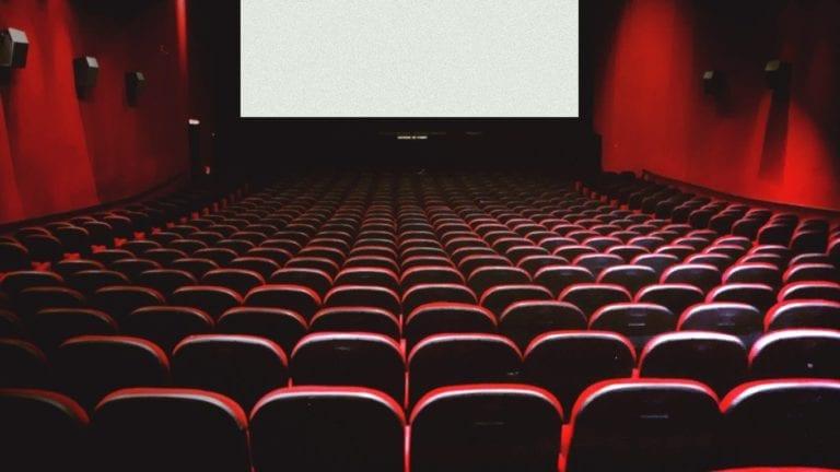 الأفلام المعروضة في السينما