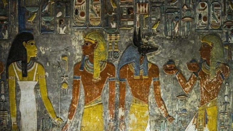دراسة الحضارة الفرعونية