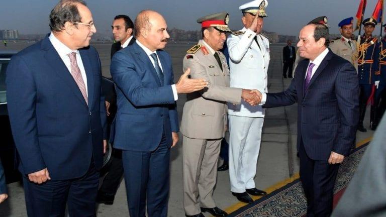 أخبار مصر في يوم