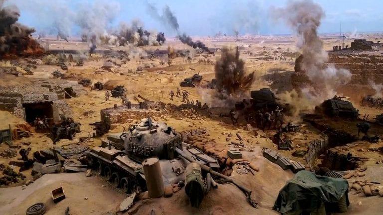 الجيش المصري في نصر أكتوبر