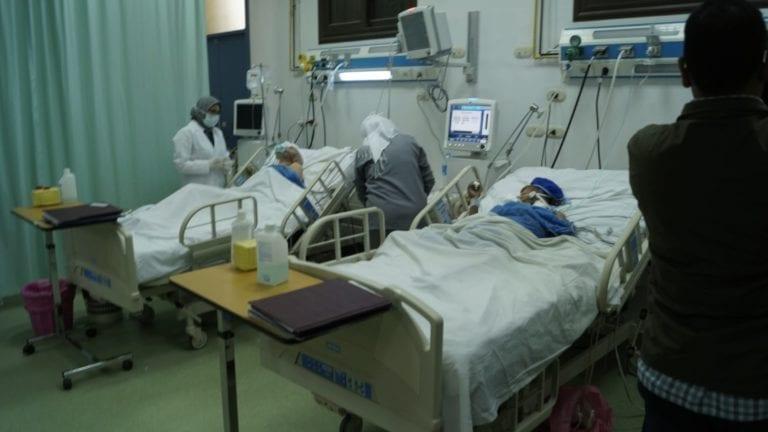 المستشفيات الحكومية في مصر