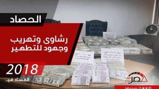 الفساد في 2018