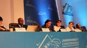 مؤتمر التنوع البيولوجي