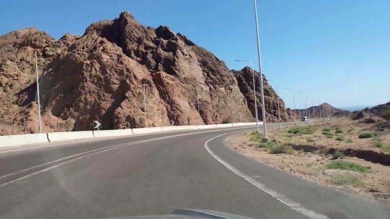 طريق شرم الشيخ القاهرة الجديد