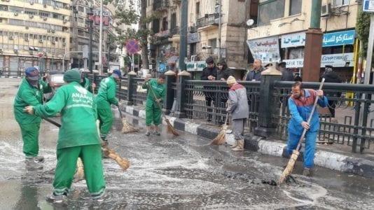 السيول في مصر