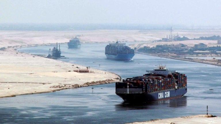 بيان حكومي: ارتفاع إيرادات قناة السويس 7.75% خلال أكتوبر