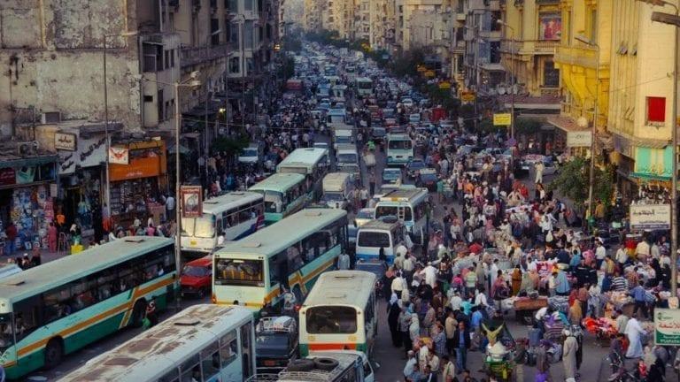 زيادة سكانية