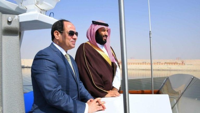 بن سلمان يزور القاهرة