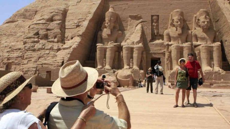 قطاع السياحة في مصر
