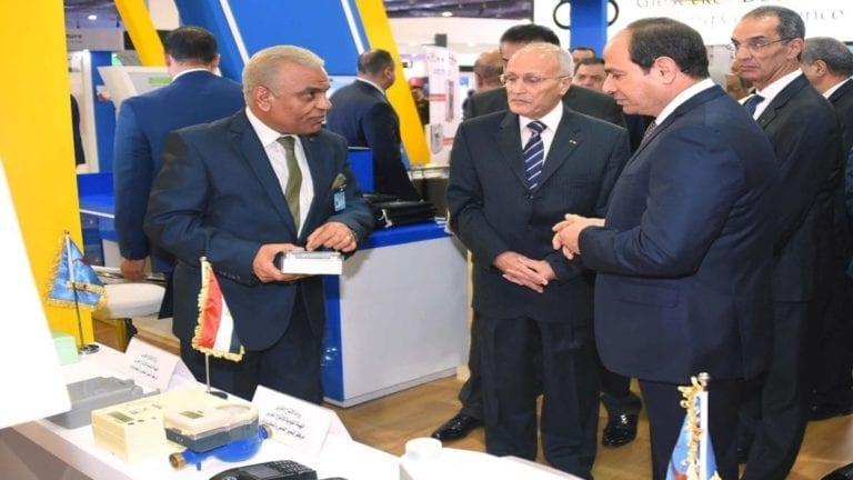 معرض القاهرة الدولي للاتصالات