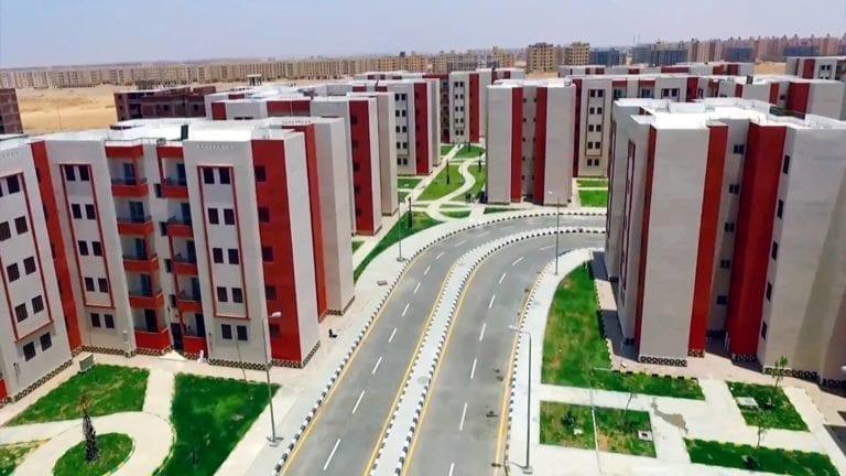 أراض سكنية للمصريين بالخارج