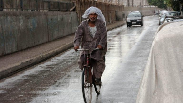 الطقس في القاهرة