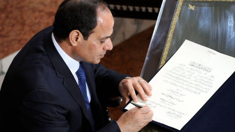 السيسي يوافق على قرض كويتي