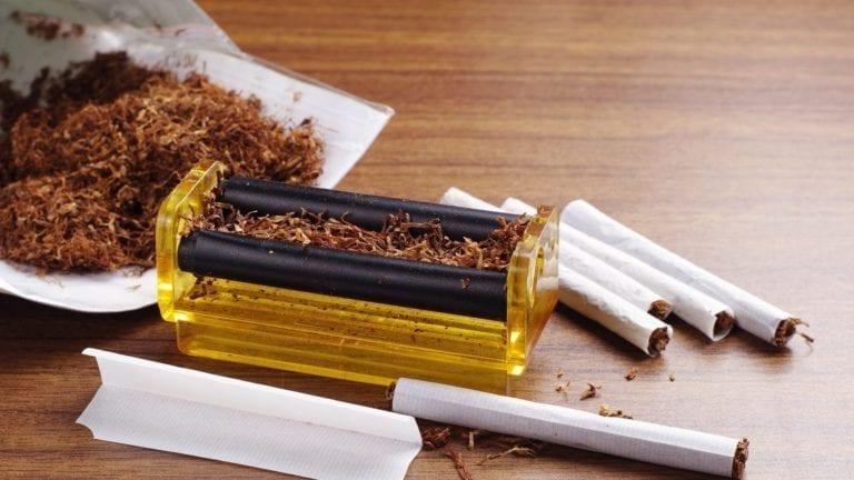 الاتفاقية الإطارية لمكافحة التبغ