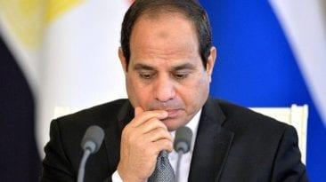 السيسي ينتقد أوزان المصريين