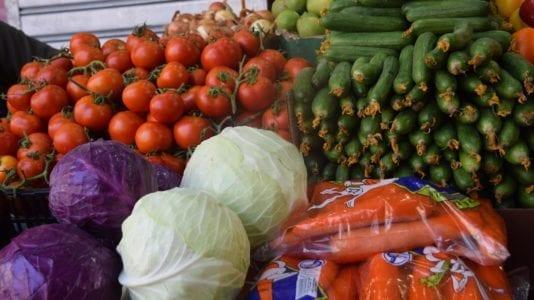 أسعار الخضراوات والفاكهة