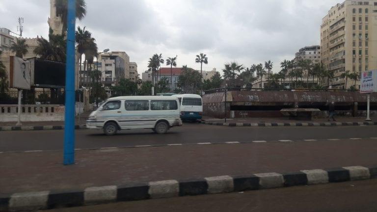 طقس غير مستقر في مصر