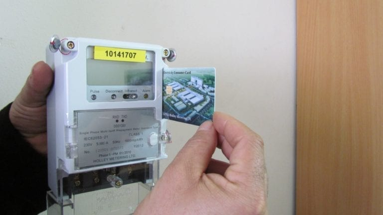 الكهرباء:التحول الكامل إلى العددات الذكية خلال 10 سنوات