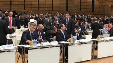 المنتدى الإفريقي الأوروبي في النمسا