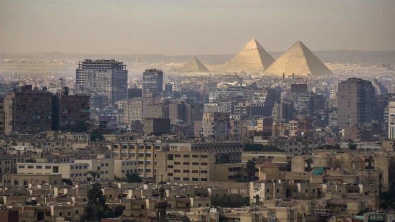 زالزال بالقاهرة