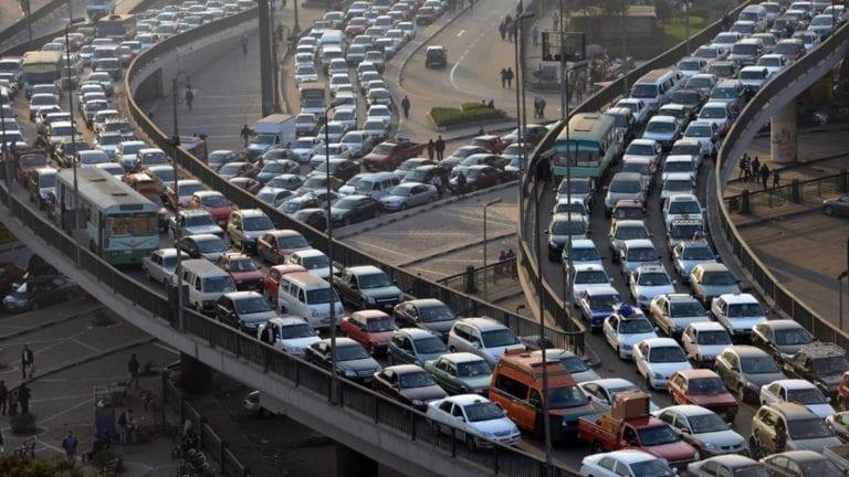 مشروعات الطرق في مصر