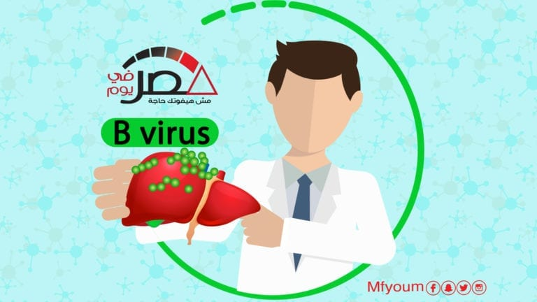 فيروس B