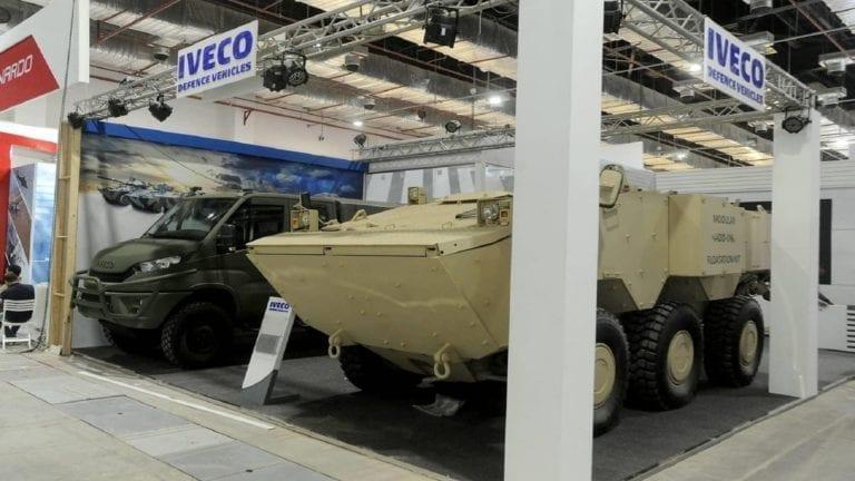 معرض الصناعات الدفاعية والعسكرية