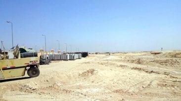 أراضي بيت الوطن في دمياط الجديدة