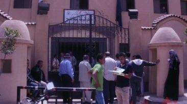 وفاة سجين بمركز شرطة منيا القمح