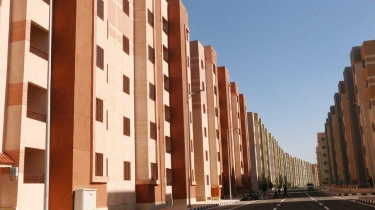 مدينة الطور: سحب وحدات الإسكان الاجتماعي