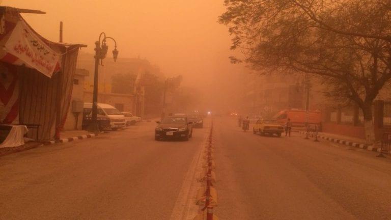 مناخ مصر