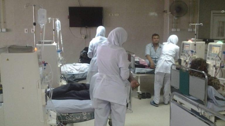 إنقاذ 18 مريضا بعد توقف وحدة غسيل كلوي في بني سويف