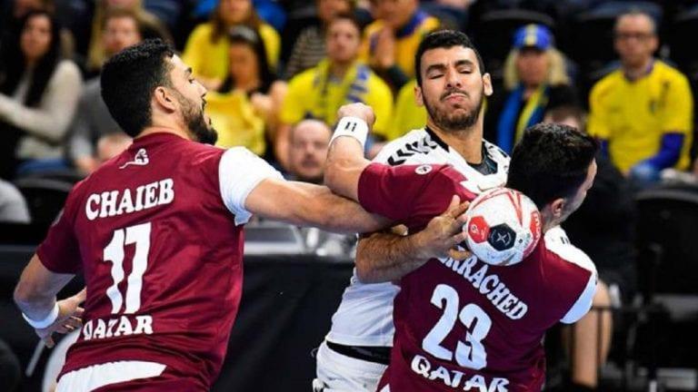 منتخب مصر لكرة اليد يخسر أمام قطر لأول مرة في تاريخه