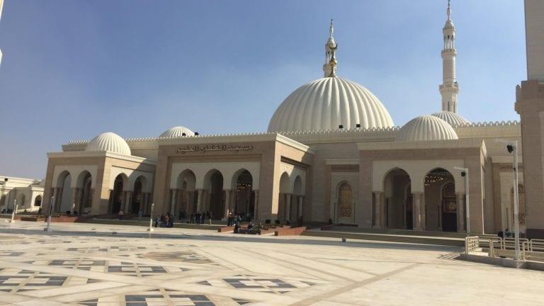 السيسي يفتتح أضخم مسجد وكاتدرائية بالعاصمة الإدارية.. تفاصيل