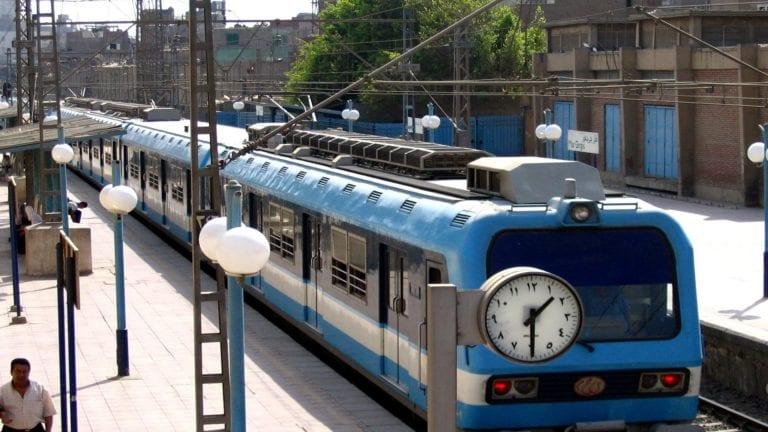 """تفاصيل انتحار شاب تحت عجلات مترو """"مارجرجس"""""""