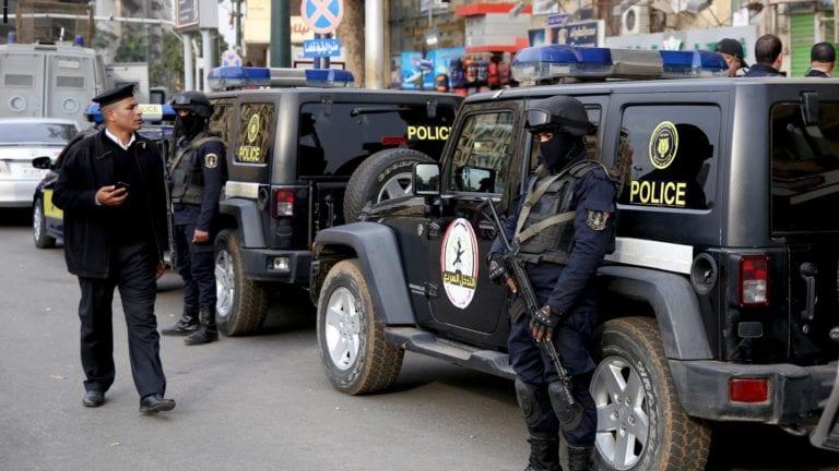 الداخلية: مقتل خمسة أشخاص في مداهمة لمصنع متفجرات بالقليوبية