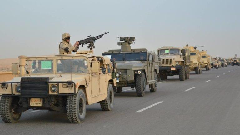 """المتحدث العسكري: مقتل ثمانية """"إرهابيين"""" بالظهير الصحراوي الغربي"""