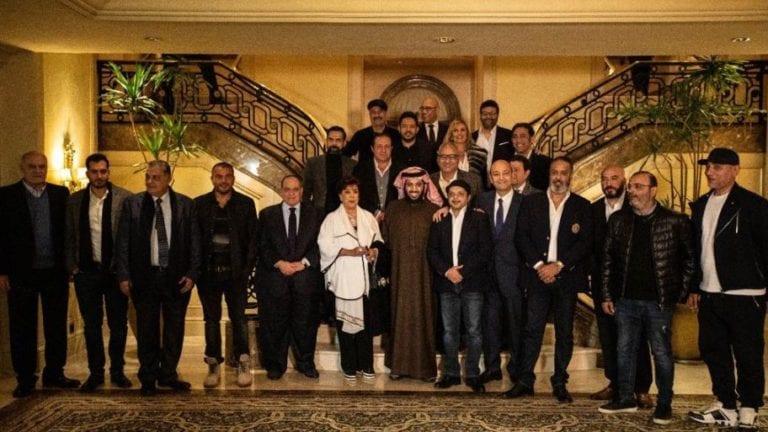 تركي آل الشيخ يتعاقد مع فنانين مصريين