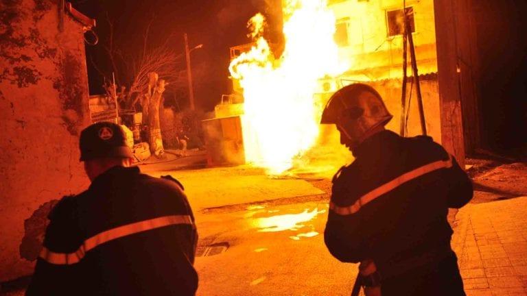 مصرع شخصين وإصابة آخرين في حرائق بأربع محافظات