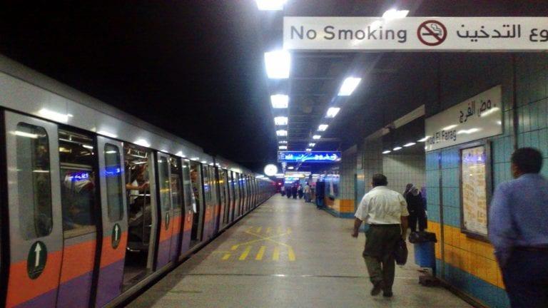 مد مترو الأنفاق إلى قليوب خلال عام بتكلفة 8 مليارات جنيه