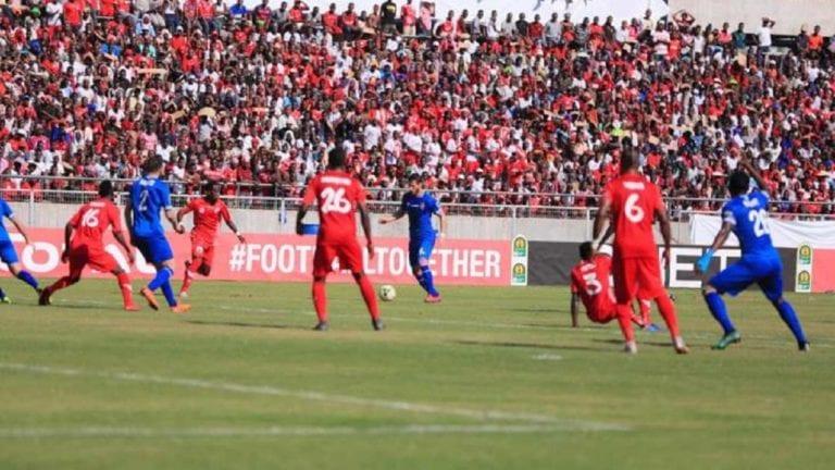 الأهلي يخسر أمام سيمبا ويبحث الانسحاب من كأس مصر