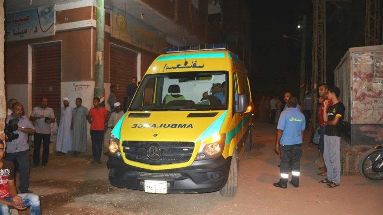 مصرع 6 أفراد من أسرة واحدة بالإسكندرية بسبب غاز السخان