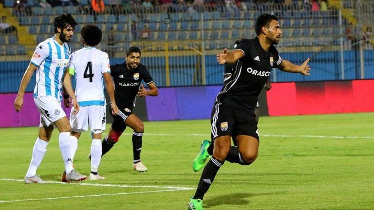 نادي بيراميدز يتلقى الهزيمة الثانية أمام نادي الجونة