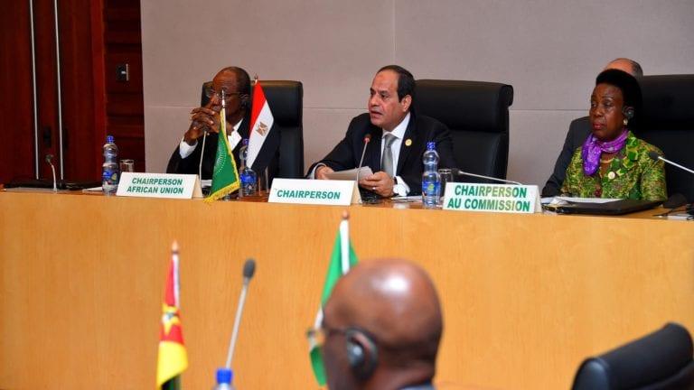 تنطلق الأحد.. 10 توجيهات للسيسي في قمة الاتحاد الأفريقي