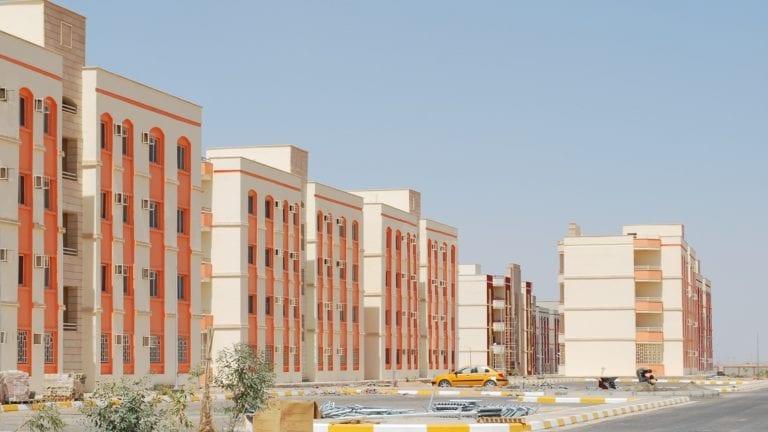 استلام أكثر من 3 آلاف و500 وحدة إسكان اجتماعي في طيبة الجديدة