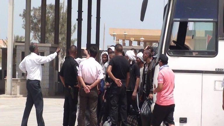 المصريين المحتجزين باليمن